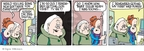 Comic Strip Signe Wilkinson  Family Tree 2009-12-22 television