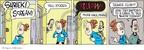 Comic Strip Signe Wilkinson  Family Tree 2010-01-04 television