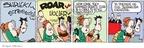 Comic Strip Signe Wilkinson  Family Tree 2010-01-06 television