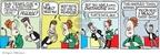 Comic Strip Signe Wilkinson  Family Tree 2010-01-09 television