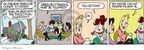 Comic Strip Signe Wilkinson  Family Tree 2010-03-03 leisure