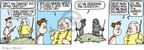 Comic Strip Signe Wilkinson  Family Tree 2010-04-15 family