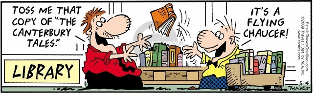 Comic Strip Bob Thaves Tom Thaves  Frank and Ernest 2009-05-04 books literature