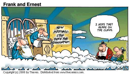 Comic Strip Bob Thaves Tom Thaves  Frank and Ernest 2000-05-14 assess