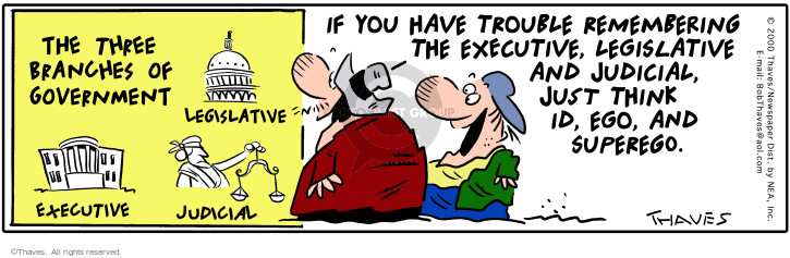 Comic Strip Bob Thaves Tom Thaves  Frank and Ernest 2000-07-21 reward