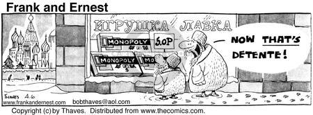 Monopoly. 5.0P. Now thats detente.