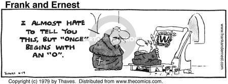 Comic Strip Bob Thaves Tom Thaves  Frank and Ernest 1979-06-19 effort