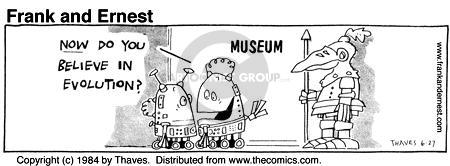 Comic Strip Bob Thaves Tom Thaves  Frank and Ernest 1984-06-27 clothes