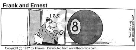IRS Eight Ball