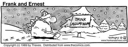 Think Aluminum.