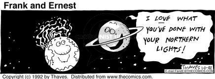 Cartoonist Bob Thaves Tom Thaves  Frank and Ernest 1992-01-02 star