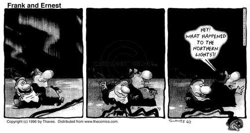 Cartoonist Bob Thaves Tom Thaves  Frank and Ernest 1996-06-02 star