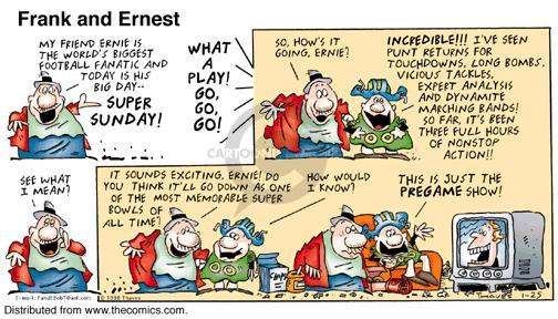 Comic Strip Bob Thaves Tom Thaves  Frank and Ernest 1998-01-25 vicious