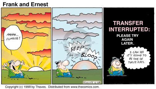 Cartoonist Bob Thaves Tom Thaves  Frank and Ernest 1998-06-28 data
