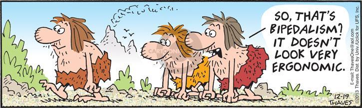 Comic Strip Bob Thaves Tom Thaves  Frank and Ernest 2013-12-19 arrange