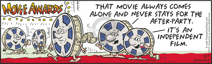 Comic Strip Bob Thaves Tom Thaves  Frank and Ernest 2018-02-07 movie