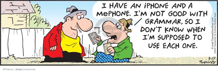 Comic Strip Bob Thaves Tom Thaves  Frank and Ernest 2020-03-17 Tom
