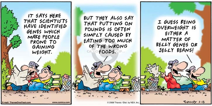 Comic Strip Bob Thaves Tom Thaves  Frank and Ernest 2008-05-18 simply