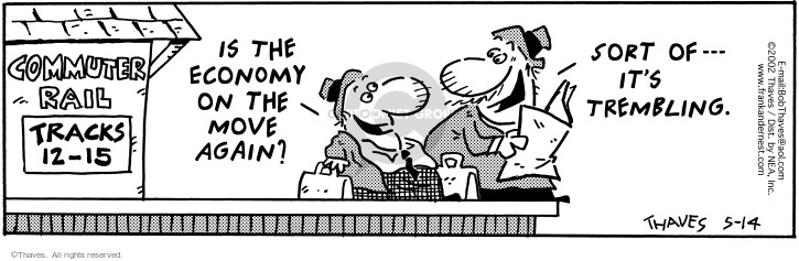 Cartoonist Bob Thaves Tom Thaves  Frank and Ernest 2002-05-14 news