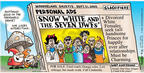 Comic Strip Bob Thaves Tom Thaves  Frank and Ernest 2003-09-21 gazette