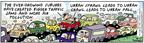 Cartoonist Bob Thaves Tom Thaves  Frank and Ernest 2004-06-07 lead to