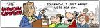 Comic Strip Bob Thaves Tom Thaves  Frank and Ernest 2004-06-22 bag