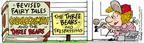 Cartoonist Bob Thaves Tom Thaves  Frank and Ernest 2004-07-05 Goldilocks