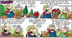 Cartoonist Bob Thaves Tom Thaves  Frank and Ernest 2004-08-01 gardening