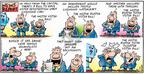 Cartoonist Bob Thaves Tom Thaves  Frank and Ernest 2004-09-05 broadcast