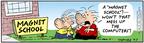 Cartoonist Bob Thaves Tom Thaves  Frank and Ernest 2004-09-07 technological