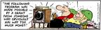 Cartoonist Bob Thaves Tom Thaves  Frank and Ernest 2005-03-31 broadcast