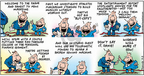 Comic Strip Bob Thaves Tom Thaves  Frank and Ernest 2005-04-03 degree