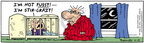 Cartoonist Bob Thaves Tom Thaves  Frank and Ernest 2005-04-13 boredom