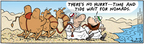 Cartoonist Bob Thaves Tom Thaves  Frank and Ernest 2005-06-18 camel
