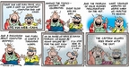 Cartoonist Bob Thaves Tom Thaves  Frank and Ernest 2005-06-19 net