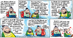 Comic Strip Bob Thaves Tom Thaves  Frank and Ernest 2005-10-23 heat