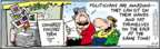 Cartoonist Bob Thaves Tom Thaves  Frank and Ernest 2008-12-19 sit