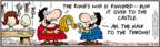 Comic Strip Bob Thaves Tom Thaves  Frank and Ernest 2009-03-14 hair