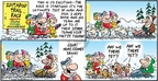 Cartoonist Bob Thaves Tom Thaves  Frank and Ernest 2009-03-15 yet