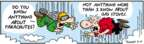 Cartoonist Bob Thaves Tom Thaves  Frank and Ernest 2009-03-19 fall down