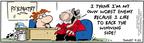 Cartoonist Bob Thaves Tom Thaves  Frank and Ernest 2009-04-20 worst