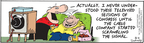Cartoonist Bob Thaves Tom Thaves  Frank and Ernest 2009-08-05 broadcast