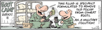 Comic Strip Bob Thaves Tom Thaves  Frank and Ernest 2010-01-13 military