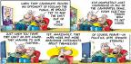 Comic Strip Bob Thaves Tom Thaves  Frank and Ernest 2010-10-17 2010 election