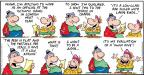 Comic Strip Bob Thaves Tom Thaves  Frank and Ernest 2011-09-11 2012 Olympics