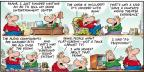 Comic Strip Bob Thaves Tom Thaves  Frank and Ernest 2012-01-22 3-D movie