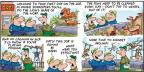 Cartoonist Bob Thaves Tom Thaves  Frank and Ernest 2012-01-29 share