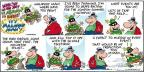 Comic Strip Bob Thaves Tom Thaves  Frank and Ernest 2012-07-01 2012 Olympics