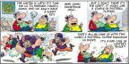 Cartoonist Bob Thaves Tom Thaves  Frank and Ernest 2012-10-21 yet