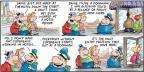 Cartoonist Bob Thaves Tom Thaves  Frank and Ernest 2013-01-13 guess